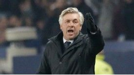 Carlo Ancelotti: Currently top of Ligue 1 with PSG