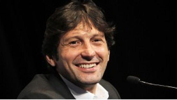 Leonardo suggested PSG were built more for Europe than France