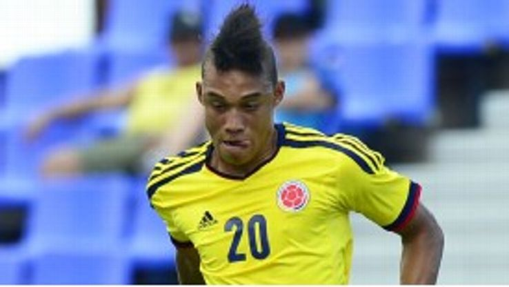 Brayan Perea impressed at the South American Youth Championships