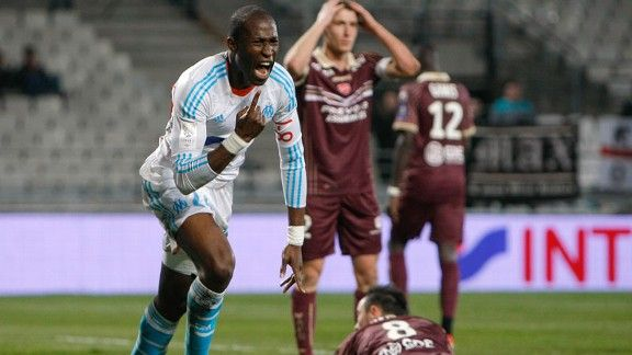 Rod Fanni left it late to keep Marseille's title hopes alive