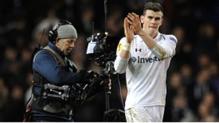 Gareth Bale has been in devastating form for Tottenham