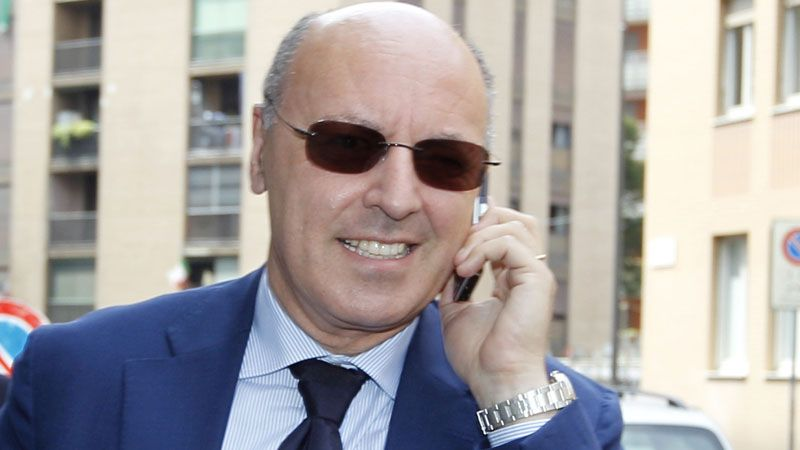 Marotta joined Juventus in 2010 after spending almost a decade at Sampdoria