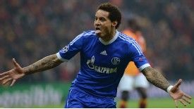 Jermaine Jones scored for Schalke against Galatasaray in the Champions League last month