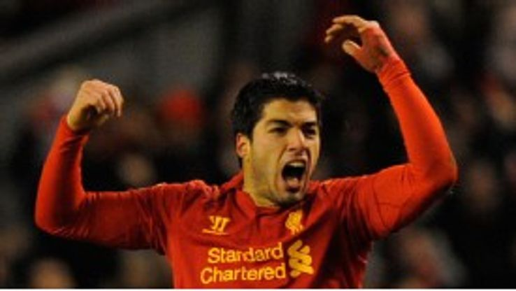 Luis Suarez: Can let his temper boil over on the field