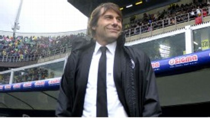 Antonio Conte feels disrespected at Juventus