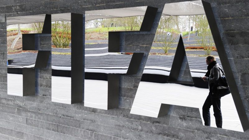 FIFA has extended the bans from China to the rest of the world
