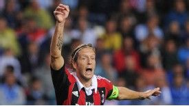 Massimo Ambrosini has been a loyal servant to Milan