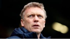 David Moyes: Ready for the run-in