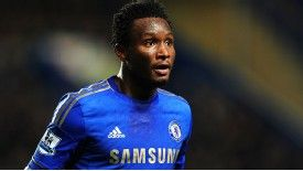 John Obi Mikel wants to be playing Champions League football again