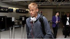 Dani Alves has repeatedly called for Neymar to come to Europe