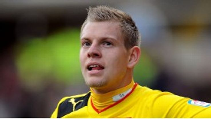 Matej Vydra has been in inspired form for Watford this season
