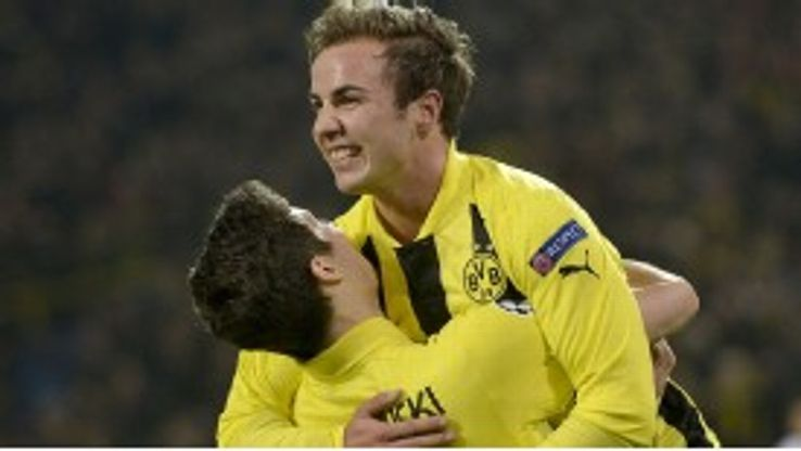 Mario Gotze: The one that got away
