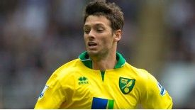 Wes Hoolahan is the focal point of Norwich's attack