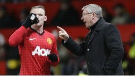Rooney is 'too trusting', his manager has said