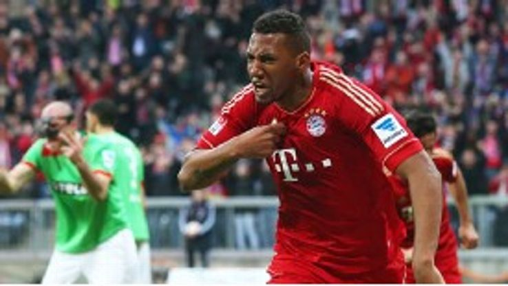 Jerome Boateng was Bayern Munich's hero as his goal earned a late 3-2 win over Fortuna Dusseldorf