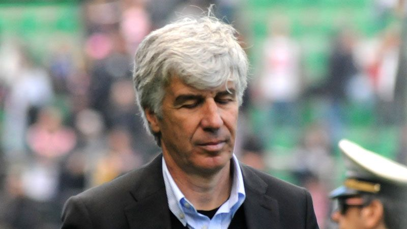 Gian Piero Gasperini lasted only two games in his latest stint at Palermo