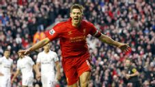 Steven Gerrard is looking for a strong finish to ensure the Reds play European football next season