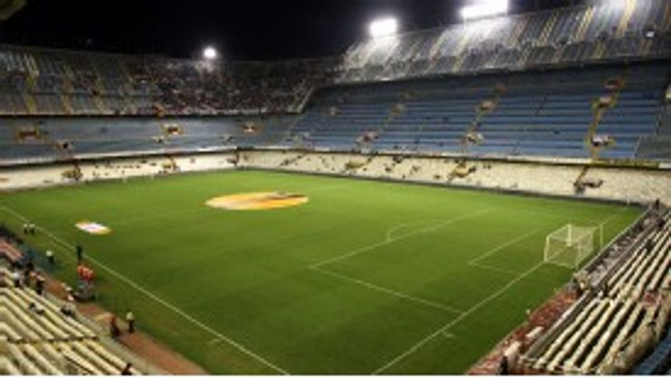 Valencia's current home is the Mestalla.