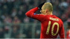 Arjen Robben says Bayern aren't in the semi-finals yet