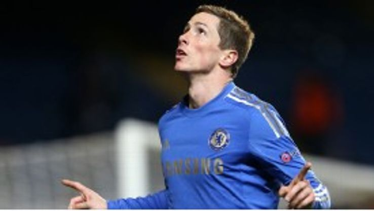 Torres enjoys only his second goal in 20 games