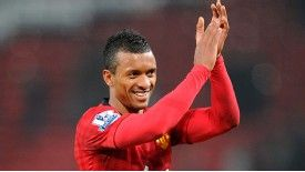 Nani's current contract at United expires in June 2014