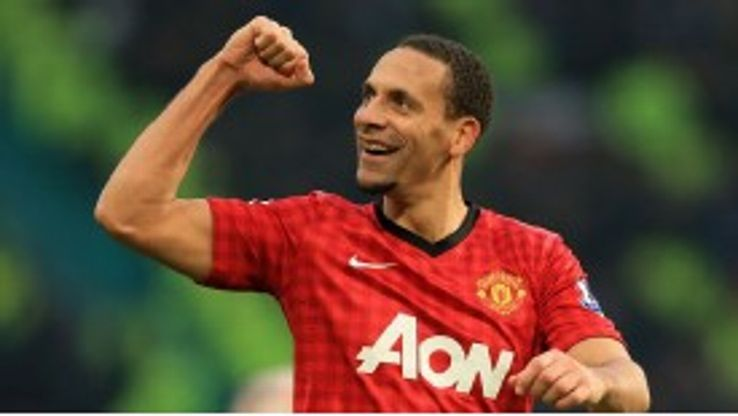 Ferdinand's exile from the England team has been ended