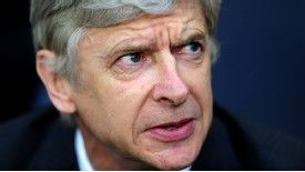 Arsene Wenger has escaped harsh criticism from Arsenal supporters.