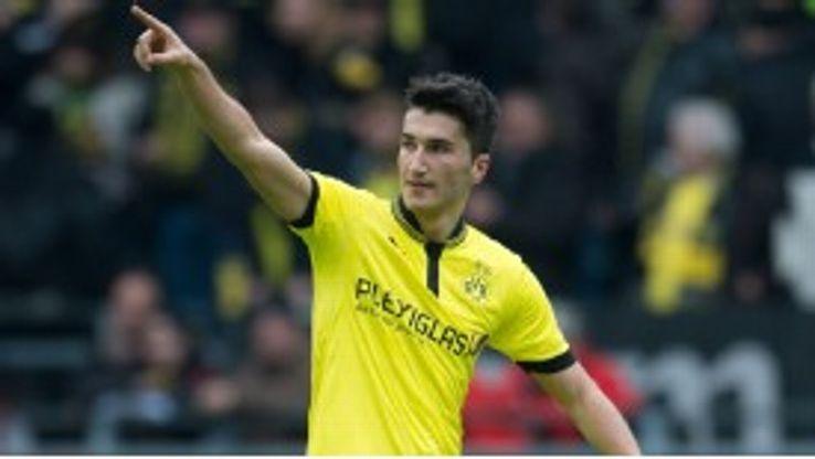 Nuri Sahin has returned to Borussia Dortmund following spells with Real Madrid and Liverpool