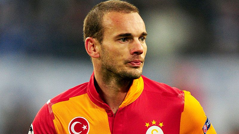Wesley Sneijder and Mourinho won the Champions League with Inter