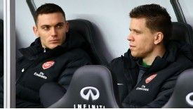 Wojciech Szczesny has missed out on Arsenal's last two games