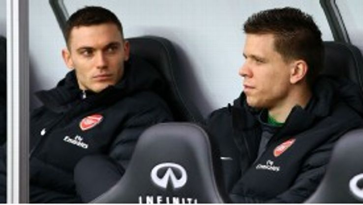 Wojciech Szczesny has missed out on Arsenal's last two games