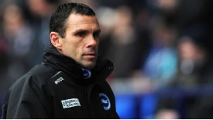 Gus Poyet has impressed during his time as Brighton manager