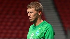 Aaron Hunt has recently lost his place in the Werder Bremen team