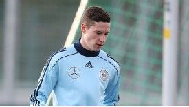 Julian Draxler: Schalke's German international