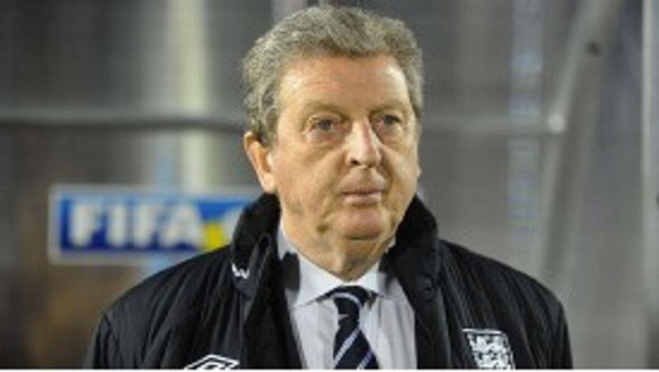 Roy Hodgson has faith in his England side