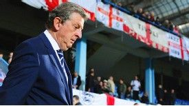 Roy Hodgson: Forthcoming Ireland and Brazil friendlies