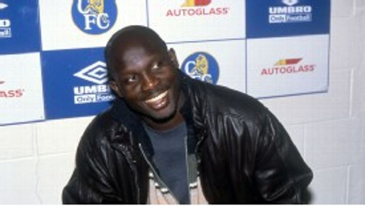 George Weah spent time on loan in London