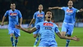 Edinson Cavani: PSG lead the race to sign the striker, but he has other options.