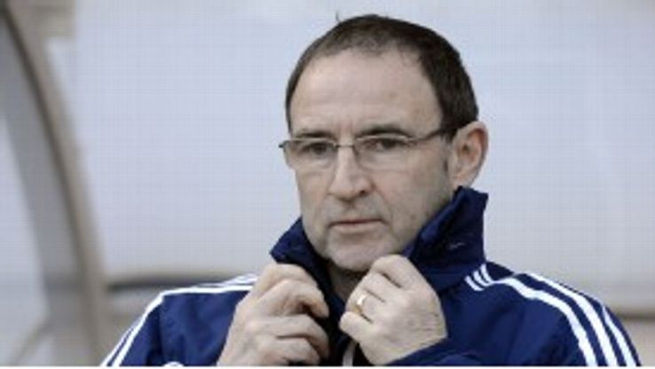 Martin O'Neill was in the Sunderland dugout for just 15 months