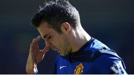 RVP: Chelsea game will lack quality