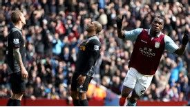 Christian Benteke has hit nine goals in his last ten Premier League games