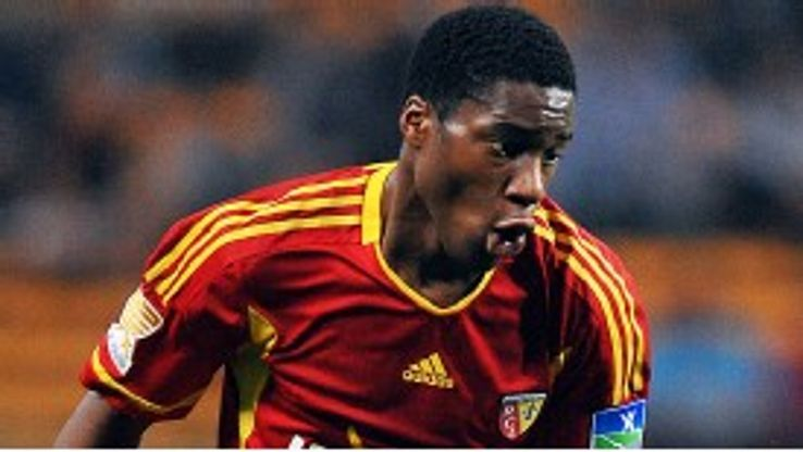 Geoffrey Kondogbia joined Sevilla from Lens
