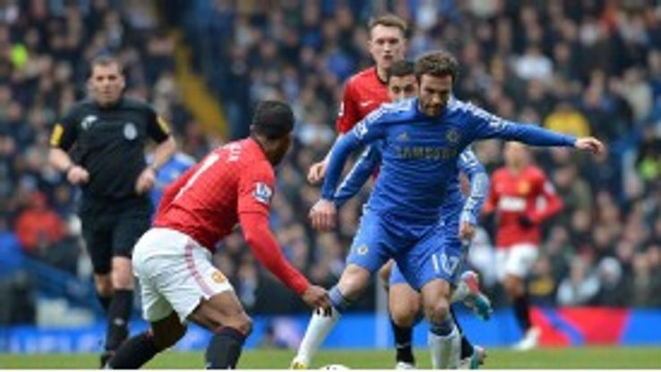 Juan Mata has been linked with a move away from Chelsea.