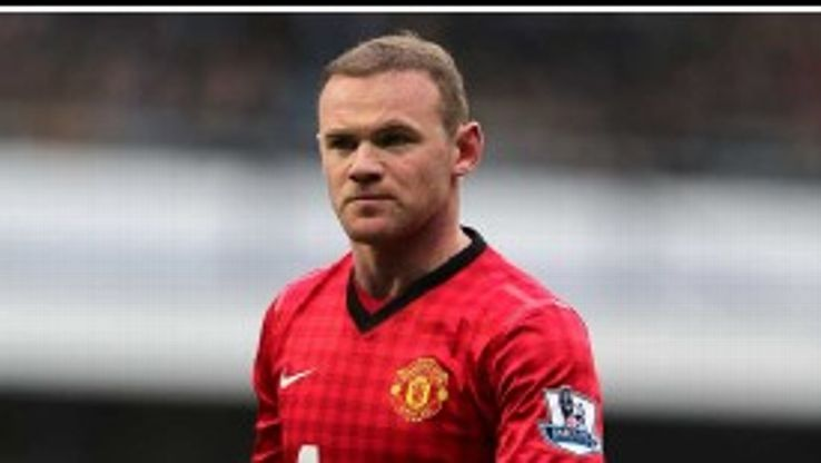 Wayne Rooney should be back for the Manchester City clash
