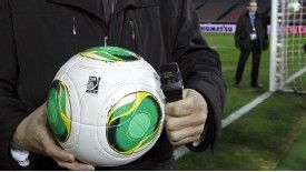 FIFA selects goal-line technology system
