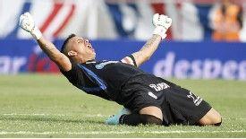 Former Boca goalkeeper Pablo Migliore