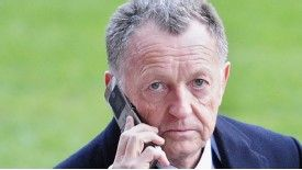 Lyon president Jean-Michel Aulas is one of many who are opposed to the tax hike applying to footballers