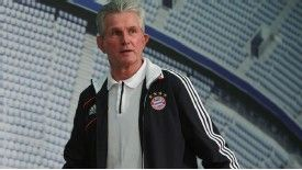 Heynckes dislikes talk linking him with Barca