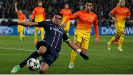 Thiago Silva arguably best completes the modern central defender's checklist.