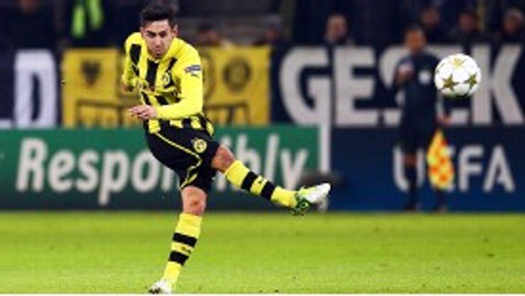 <i>Marca</i> has Dortmund's Ilkay Gundogan at the top of its list to replace Xabi Alonso